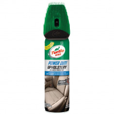 Spray curatare si intretinere tapiterie cu perie Turtle Wax Power Out Upholstery 400ml Kft Auto