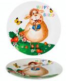 Set serviciu masa din portelan pentru copii Oita vesela Raki