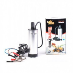Pompa submersibila pentru transfer benzina/motorina GF-0389, alimentare 12V
