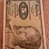 Germania, 5 deutsche mark 1980 ......aUNC