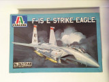 Macheta avion Italieri F-15 E Strike Eagle No. 2631, 1:48
