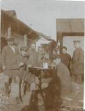 Fotografie soldati germani pe frontul din Moldova primul razboi mondial