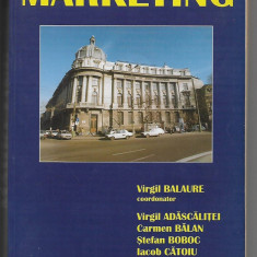 Virgil Balaure - Marketing