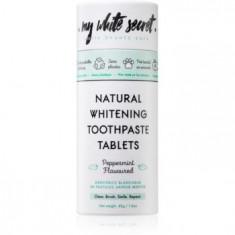 My White Secret Toothpaste Tablets pasta de dinti pentru albire