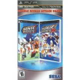 Sonic Rivals Double Pack PSP