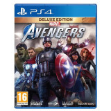 Marvel S Avengers Deluxe Edition Ps4