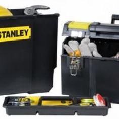 Cutie pentru unelte Stanley pe role 3 in 1