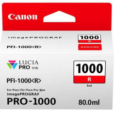 Cartus cerneala Canon PFI-1000R , red
