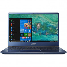 Laptop Acer Swift 3 SF314-56-53C3 14 inch FHD Intel Core i5-8265U 8GB DDR4 256GB SSD Windows 10 Home Blue