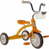 Tricicleta copii super lucy champion galbena, Italtrike