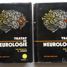 C. Arseni - Tratat De Neurologie Vol. III Partea I + Partea II