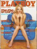 Revista Playboy Romania mai 2001