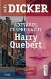 Adevarul despre cazul Harry Quebert/Joel Dicker