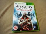 Assassin's Creed Brotherhood, xbox 360, original, alte sute de titluri