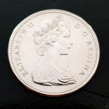 1 DOLAR 1967-ARGINT-CANADA