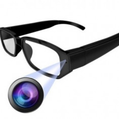 Ochelari cu camera spion si lentila invizibila