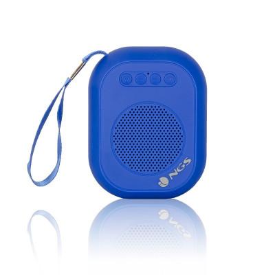 Boxa portabila cu bluetooth NGS, 3 W, 600 mAh, microfon incorporat foto