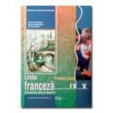 Manual Limba franceza - clasele a IX-a si a X-a SAM