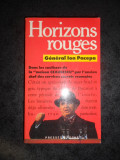 GENERAL ION PACEPA - HORIZONS ROUGES (1990, limba franceza)