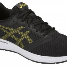 Pantofi alergare Asics Patriot 10 GS 1014A025-002 pentru Copii, 38, 39, Negru