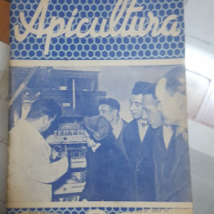 Revista Apicultura, Anul XXXI, Februarie 1958