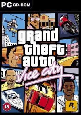 Grand Theft Auto Vice City PC CD Key foto