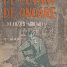 Pe cuvant de onoare (Gentleman's Agreement)