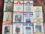 11 vol. Rosicrucienii,  Hermetismul, Alchimia, Kabbala, Inchizitia
