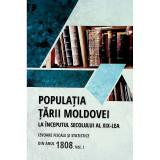 Populatia Tarii Moldovei la inceputul secolului al XIX-lea | Tudor Ciobanu, Teodor Candu, Eugen Cernenchi