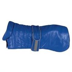 Haină pentru câine Trixie Arles albastră, XS 30 cm