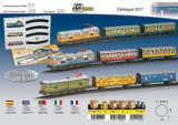 Cumpara ieftin Trenulet electric – calatori (colorat)