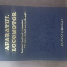 APARATUL LOCOMOTOR - CLEMENT C. BACIU, 1981