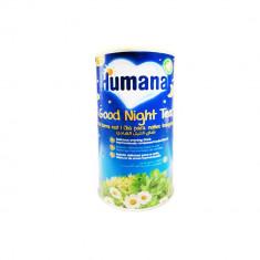 Ceai Humana Noapte buna, 200 g, 4 luni+