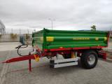Remorca agricola 3.5 tone monoax ROMSAN  R35TSGA