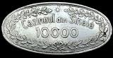Jeton CAZINOUL DIN SINAIA 10 000