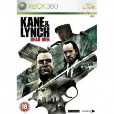 Kane & Lynch: Dead Men XB360