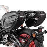 Cumpara ieftin Genti laterale motocicleta Bagtecs CRB 40-60L Impermeabile Negre
