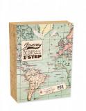 Punga mica pentru cadouri - Map | Legami