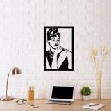 Cumpara ieftin Decoratiune pentru perete, Ocean, metal 100 procente, 34 x 50 cm, 874OCN1044, Negru