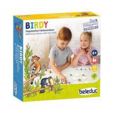 Joc Educativ Birdy Beleduc, maxim 5 jucatori, 4 ani+