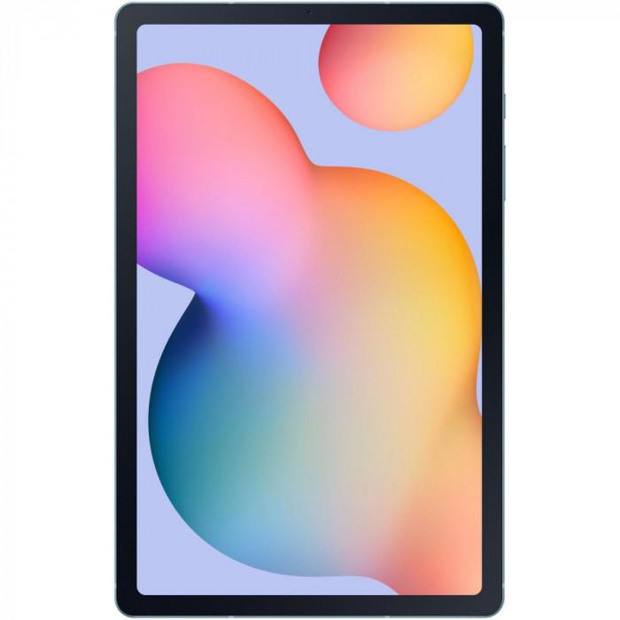 "Tableta Samsung Galaxy Tab S6 Lite, Octa-Core, 10.4"", 4GB RAM, 64GB, 4G, Angora Blue"