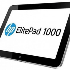 Tableta HP ElitePad 1000 G2, Intel Atom Quad Core Z3795 1.6 Ghz, 4 GB DDR3, 128 GB, Wi-Fi, 3G, 2 x Webcam, Bluetooth, Display 10.1inch 1920 by 1200