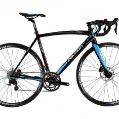 Bicicleta Oras Devron Urbio R6.8 S 480mm Pure Black 28