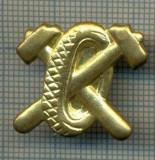 Y 1827 INSIGNA - MILITARA -SEMN DE ARMA - AUTO  -PENTRU COLECTIONARI