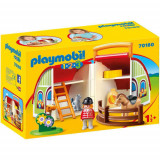 Set de Constructie Mobil Ferma - 1.2.3., Playmobil