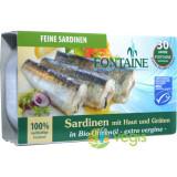 Sardine in Ulei Bio de Masline 120g