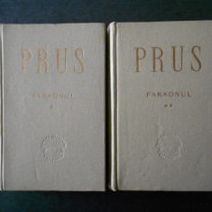 BOLESLAW PRUS - FARAONUL 2 volume (1961, editie cartonata)