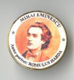 Insigna MIHAI EMINESCU poetul nostru national
