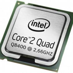 Procesor Intel Core 2 Quad Processor Q8400 4M Cache, 2.66 GHz, 1333 MHz FSB, 4