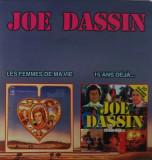 Cumpara ieftin CD - JOE DASSIN ,Les Femmes De Ma Vie'